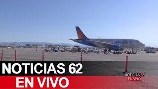 Simulacro de emergencia en LAX. – Noticias 62. - Thumbnail