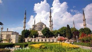 Video Istanbul, Turkey: The Blue Mosque MP3, 3GP, MP4, WEBM, AVI, FLV Januari 2019