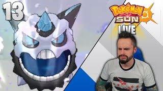 Pokémon Sun LIVE Randomizer Nuzlocke Part 13 by Ace Trainer Liam