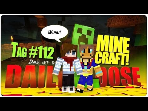 112 - Let's Play - MINECRAFT Version 1.7.2 ○ Sandbox Game von Mojang Specifications (2012) - http://minecraft.net DER GAST: https://www.youtube.com/user/HerrDekay Deine tägliche Dosis Minecraft....