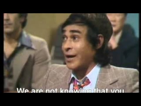 Come Back All is Forgiven - Mind Your language Season 1 Episode 6 Eng Subs