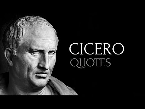 the biography of the greatest roman orator and nian rhetoric marcus tullius Marcus tullius cicero, roman statesman, was regarded as the greatest roman orator he was also a philosopher, notable essayist, letter-writer, and respected politician.