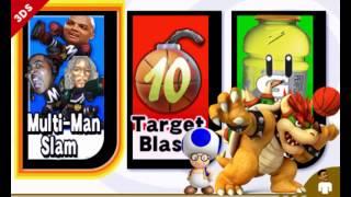 Super Slam Bros 4 – Multi Man Slam (Quad City DJs vs SSB4)
