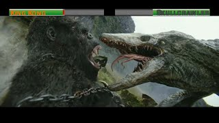 Nonton King Kong Vs Skullcrawler   With Healthbars Film Subtitle Indonesia Streaming Movie Download
