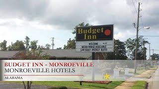Monroeville (AL) United States  city photo : Budget Inn - Monroeville - Monroeville, AL