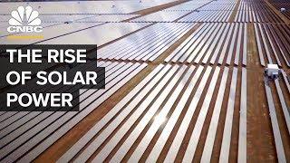 Video The Rise Of Solar Power MP3, 3GP, MP4, WEBM, AVI, FLV September 2019