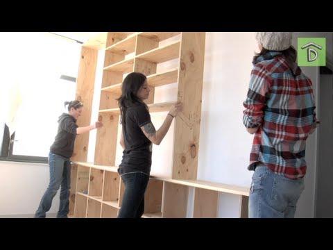 DIY Shelving Unit With Allison Oropallo: No Man's Land
