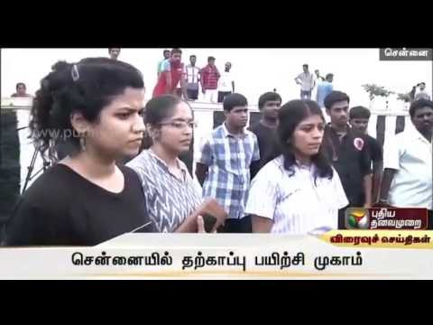 Self-defence-training-camp-for-women-held-in-Chennai