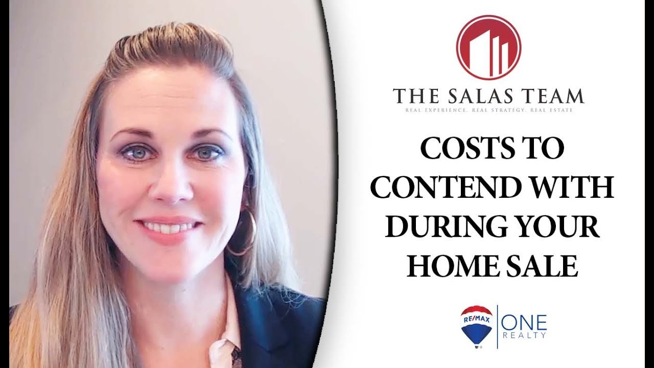 What Costs Can You Expect When Selling a Home?
