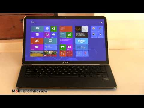 dell xps 13 ultrabook - Lisa Gade reviews the Dell XPS 13 FHD Ultrabook. This looks and feels like the standard XPS 13 but it has a 1920 x 1080 FHD IPS display with 350 nits brightn...