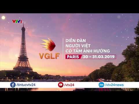 Những người Việt có tầm ảnh hưởng gặp nhau tại Pháp bàn về thương hiệu   VTV24 - Thời lượng: 39 giây.