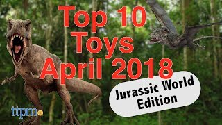 Top 10 Toys in April 2018