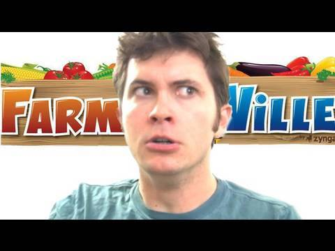 FARMVILLE Commercial!! (Facebook Parody #1)