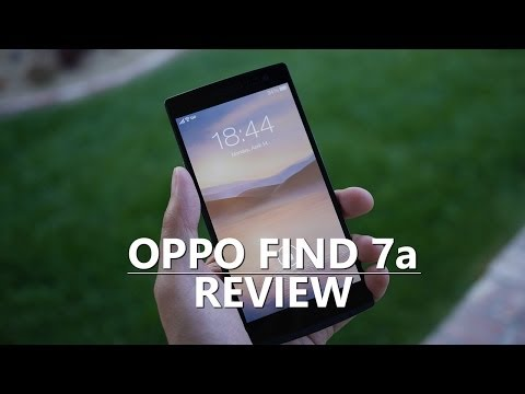 Oppo Find 7a Full Review  photos