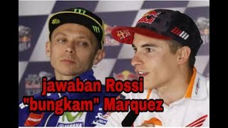 Video Bertemu di Safety Commission, Jawaban Valentino Rossi Bungkam Marc Marquez MP3, 3GP, MP4, WEBM, AVI, FLV September 2018