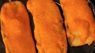 How to prepare Valakkai Bajji?  Cook Valakkai Bajji
