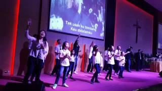 Kunyanyi Halleluya - Symphony worship - last Choir and ssc