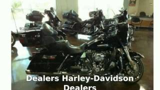 3. 2010 Harley-Davidson Electra Glide Ultra Limited - Specification, Info