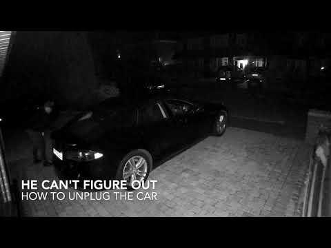 Diebstahl eines Teslas | Video