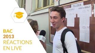résultat bac 2013 Resultat Bac 2013 : Vos Reactions En Live !