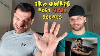 Video IKO UWAIS | Best Fight Scenes [REACTION] MP3, 3GP, MP4, WEBM, AVI, FLV September 2018