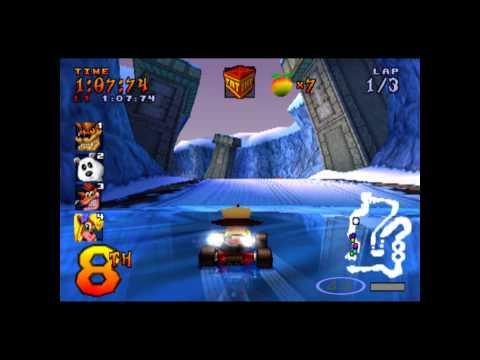 crash team racing psn 3.55