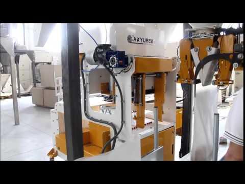 Otomatik Çuval Tutma Robotu