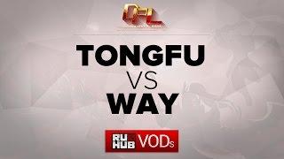 WAY vs TongFu, game 1