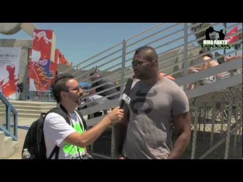 Alistair Overeem at K1 Open Tryouts July 2012