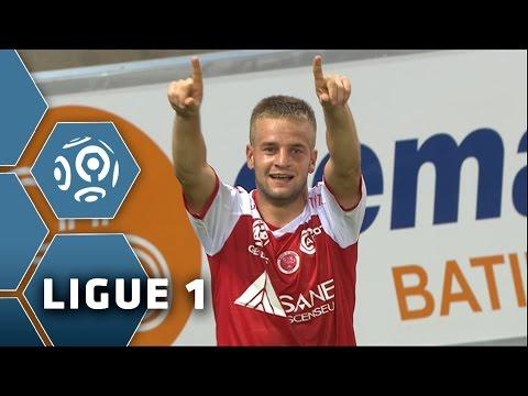 But Atila TURAN (85') / Stade de Reims - FC Lorien...