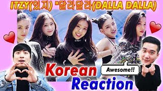 Video [ENG SUB]🔥KOREAN BOYS React to ITZY - 달라 달라 (DALLA DALLA) MP3, 3GP, MP4, WEBM, AVI, FLV Februari 2019