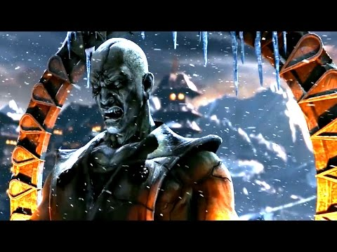 Mortal Kombat X Full Movie All Cutscenes (MKX) Free