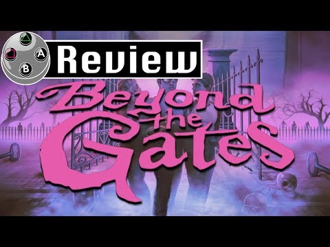 Beyond The Gates (2016) Review 3/10