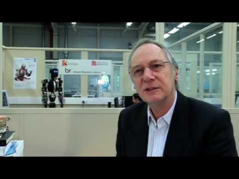 Bert + Jules - Robotik-Forschung und UWE Bristol