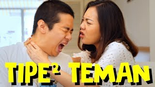 Video 21 TIPE TEMAN MP3, 3GP, MP4, WEBM, AVI, FLV November 2018