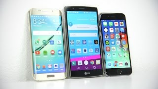 What's the Fastest Phone? (2015)