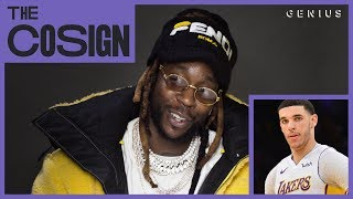 Video 2 Chainz Reacts To Rapping NBA Stars (Lonzo Ball, Damian Lillard, Iman Shumpert) | The Cosign MP3, 3GP, MP4, WEBM, AVI, FLV Maret 2019