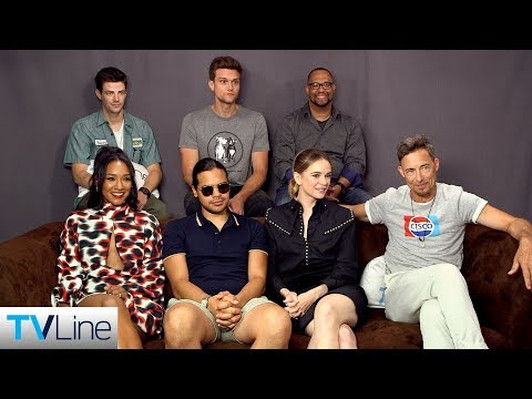 The Flash Season 6 Cast Preview | Comic-Con