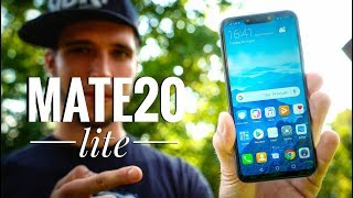 Video Huawei Mate 20 Lite Review - The BEST Budget Smartphone 2018 !? MP3, 3GP, MP4, WEBM, AVI, FLV Mei 2019