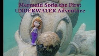 Nonton SOFIA THE FIRS Mermaid Sofia Swims in the Sea Film Subtitle Indonesia Streaming Movie Download