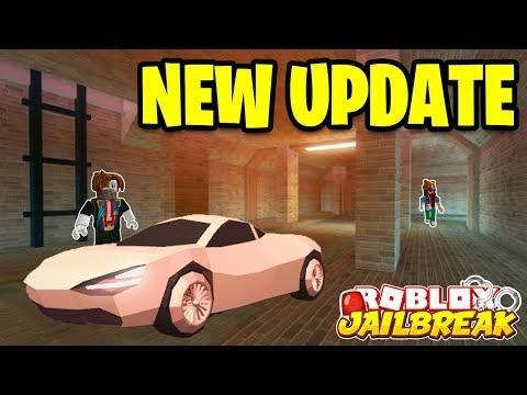 NEW ESCAPE UPDATE!!! Roblox Jailbreak NEW PRISON SEWER ESCAPE!   Roblox Jailbreak LIVE