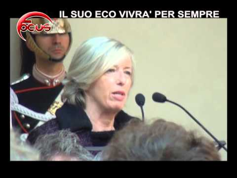FOCUS - Funerali Umberto Eco
