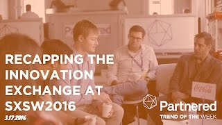 Float Speaks at Partnered Innovation Exchange at SXSW