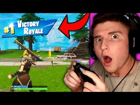 Infinite Lists GET'S REVENGE On FORTNITE BATTLE ROYALE!