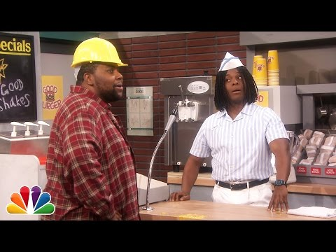 Kenan  Kel Reunite on  The Tonight Show