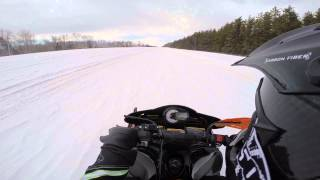 6. 2011 Arctic Cat F8 Sno Pro - Last Ride of 2014/2015 Season