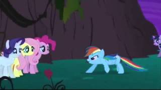 Alternate Script for the 1st part: In Ponyville, Plot... Plot was more important than friendship Plot, a mare's butt It was more important (chuckle) I'm seri...