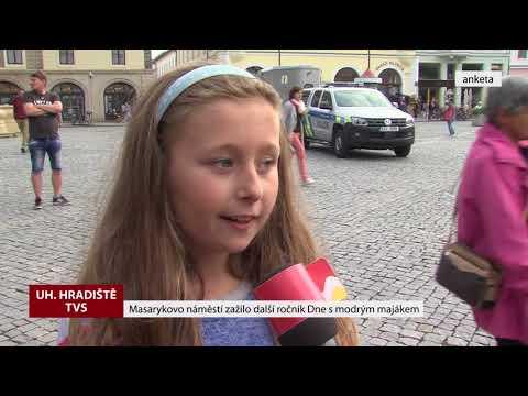 TVS: Deník TVS 22. 5. 2018