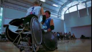 GIO National wheelchair Rugby championship 2013