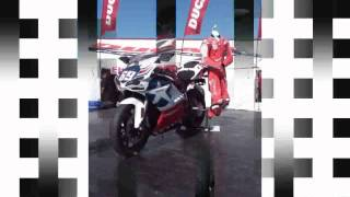 8. Ducati 848 Nicky Hayden Edition Specification & Top Speed